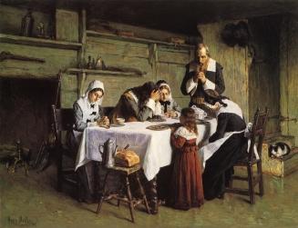 Henry-Mosler-Pilgrims-Grace
